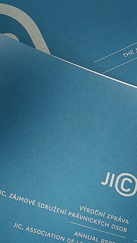 JIC Výroční zpráva Infografika