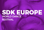 SDK Europe – world street dance festival