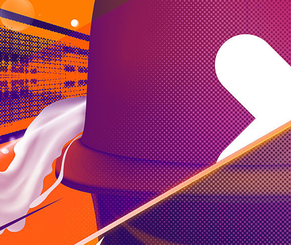 Heart Of Music – Festival Identity