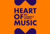 Heart Of Music – Festival Identity