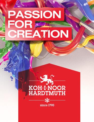 KOH-I-NOR Brand building identita