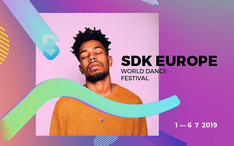 SDK Europe – world street dance festival